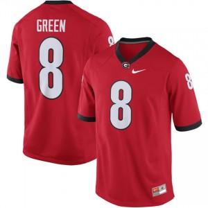 A.J. Green UGA Jersey, A.J. Green College Jersey, Apparel ...