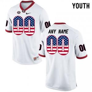 customized georgia bulldogs football jersey